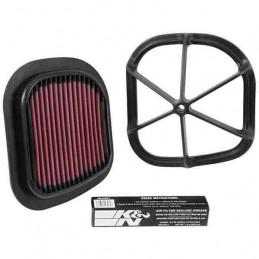 Filtro aria K&N KTM 500 EXC 4T 12-16-KT-4511XD-