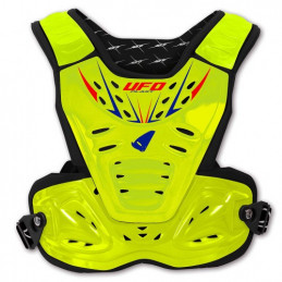 PETTORINA REACTOR 2 EVOLUTION blu motocross enduro