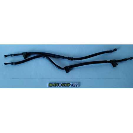 1999 2001 Yamaha YZF-R6 front brake hoses