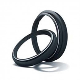 Fork and Dust Seal Kit ZF SACHS 43 mm nero Aprilia SHIVER 750