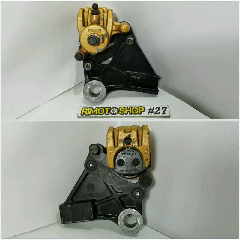 04 05 KAWASAKI ZX10R pinza freno posteriore-PI8-5942.6E-Kawasaki
