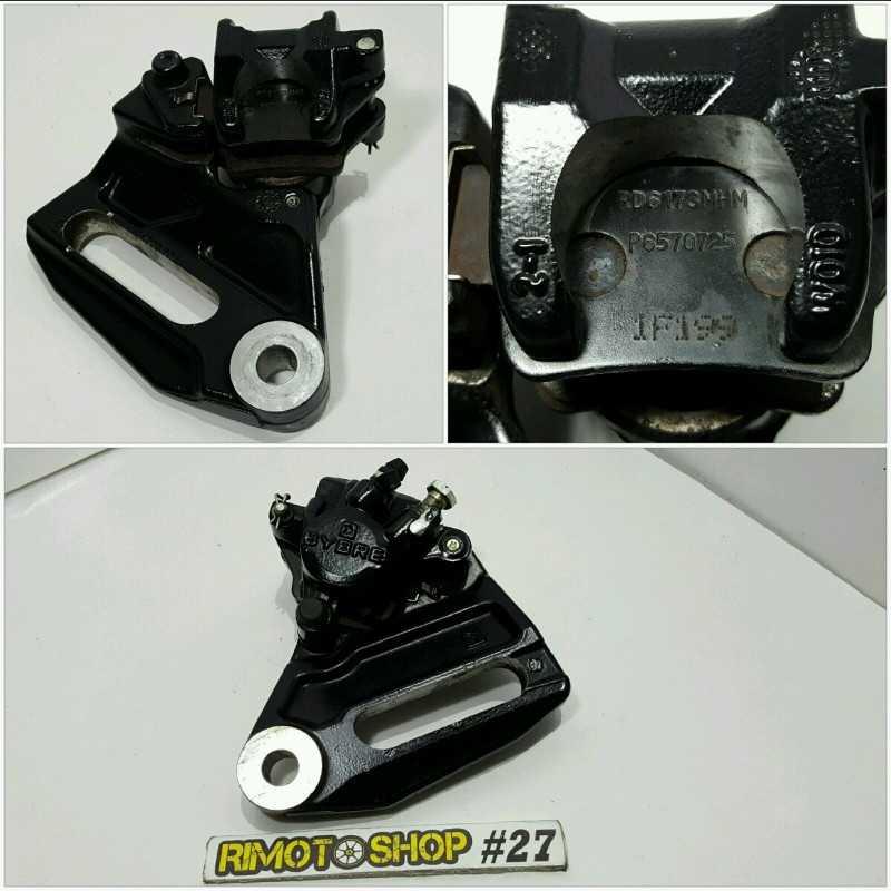 11 16 KTM DUKE 125 pinza freno posteriore-PI5-3347.5H-KTM