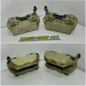 07 11 APRILIA SHIVER 750 front brake calipers