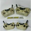 APRILIA DORSODURO 750 front brake calipers