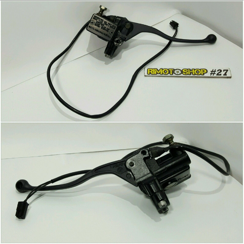 2004 2011 YAMAHA XT660R pump and brake lever