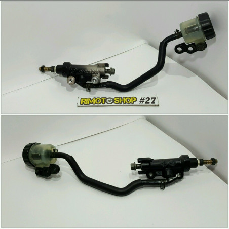 2004 2007 YAMAHA FZ6 brake cylinder