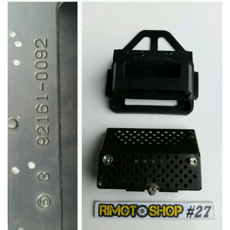 04 05 KAWASAKI ZX10R BOX CENTRALINA ECU