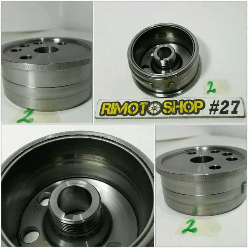 04 09 HONDA CRF250R volano generatore-VO6-3336.9U-Honda