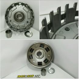 11 16 KAWASAKI ER-6N campana frizione-FR6-3191.2M-Kawasaki