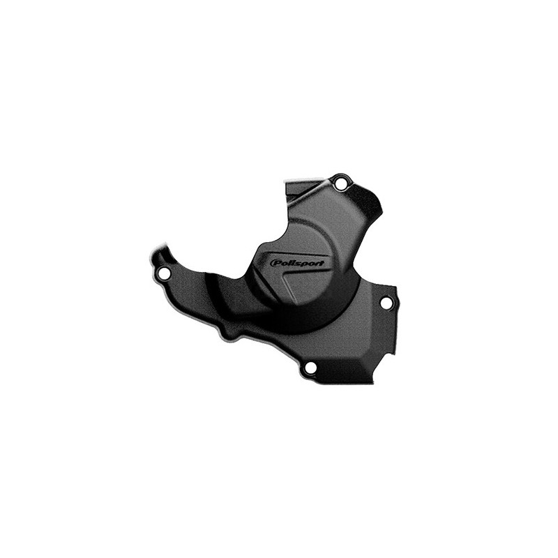 Polisport Ignition Cover Protection Black for Honda CRF450R 2011-2016
