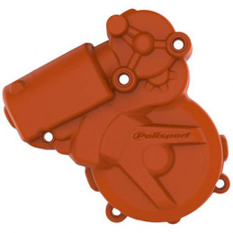 Protezione carter statore Ktm Freeride 250 2015-2017-P846430000-Polisport