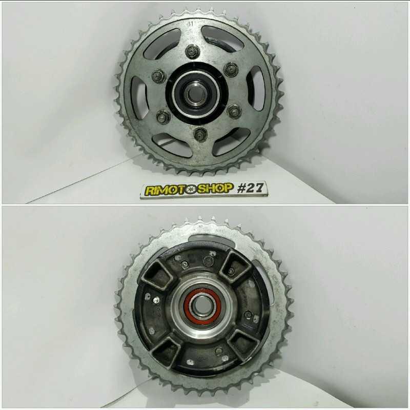 04 05 KAWASAKI ZX10R corona & portacorona-AL6-4974.7H-Kawasaki