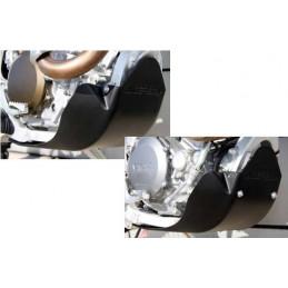 Paramotore in plastica Acerbis nero Yamaha WR 250 F