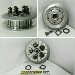 04 11 YAMAHA XT660x XT660r cesto frizione-AL6-4582.7X-Yamaha