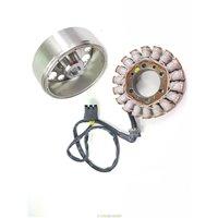 RiMotoShop - Flywheel and stator ignition
